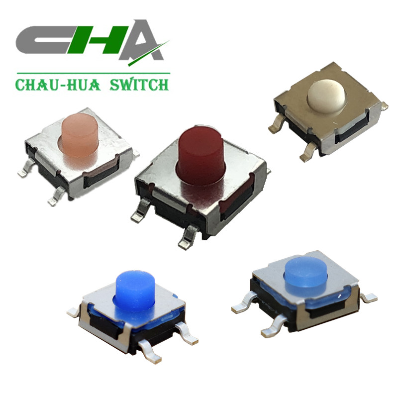 Waterproof type Tact Switch_CTSMW-6 Series
