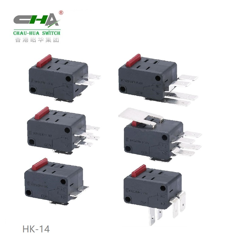 Waterproof Micro Switch HK-14 Series